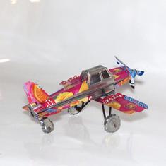 Flygplan i metallretur