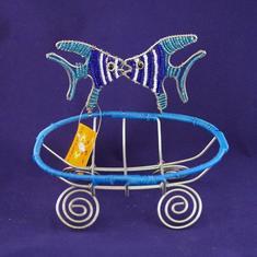 REA! Tvålkopp med fiskdekoration