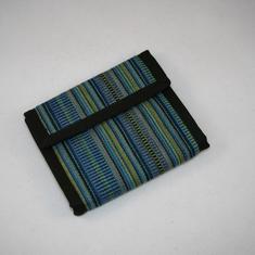 Grön plånbok