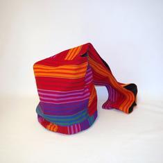 Färgglad bag från Guatemala
