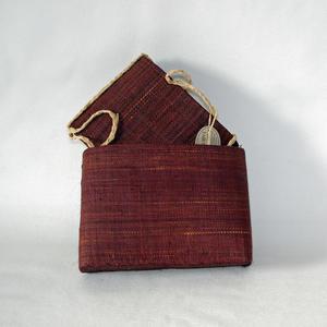 Trippelkorg, brun