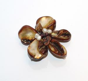 Blombrosch, brun