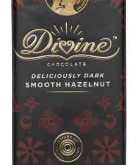 Choklad med hasselnötstryffel