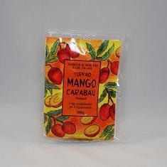 Torkad mango, Carabau