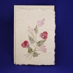 Rektangulärt blomkort