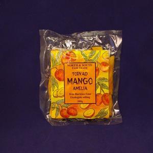 Torkad mango, Amelia